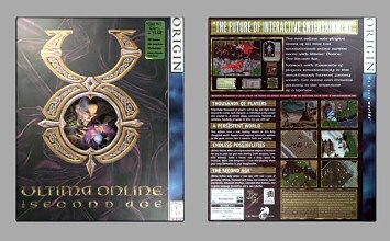 Ultima Collectors Guide - Ultima Online - The Second Age
